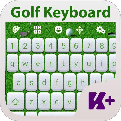 Golf Keyboard Theme