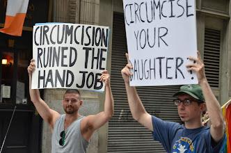 Photo: Circumcision Ruined The Hand Job.