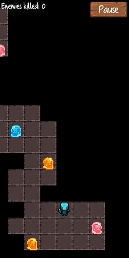 Dungeon Swipe screenshot 2