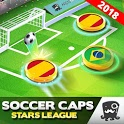 Soccer Caps Multiplayer Stars League 2018 icon