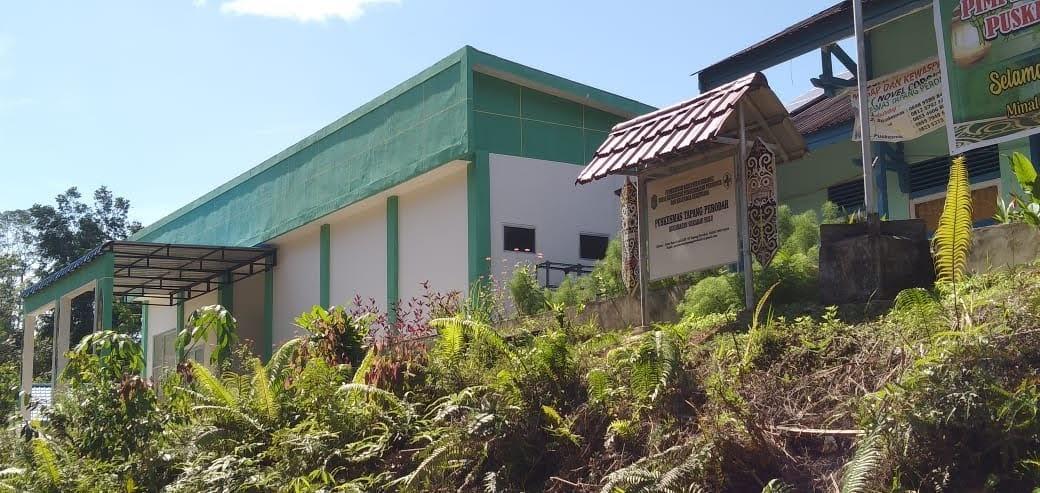 Proyek Pembangunan Puskesmas Tapang Perodah Tidak Sesuai Bestek, APH nya Picek dan Budeg, Ada Apa Sebenarnya ?