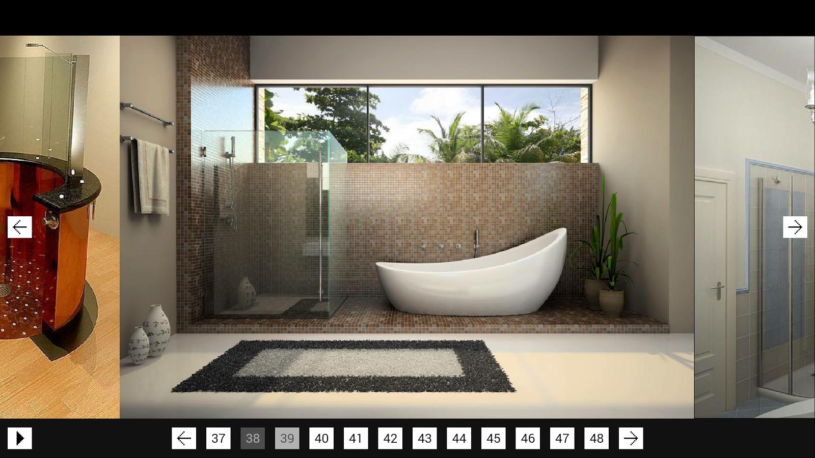 Bad decor android apper p google play - M badkamer idee ...