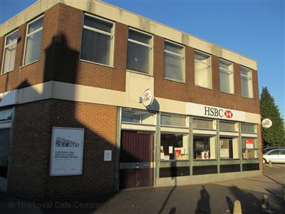 HSBC on Lichfield Road - Banks & Other Financial