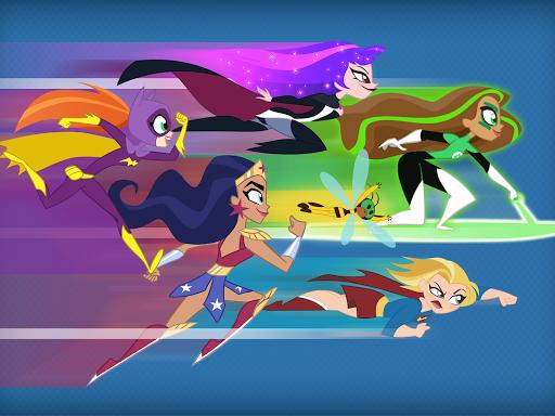 DC Super Hero Girls Blitz 1.3.2 screenshots 24