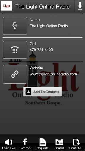 The Light Online Radio