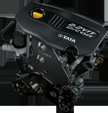 เครื่องยนต์รถยนต์ : TATA Xenon 150NX-Plore 4WD