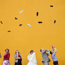 Wedding photographer Vitaliy Verkhoturov (verhoturov). Photo of 08.10.2015