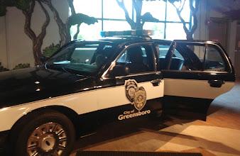 Photo: police car