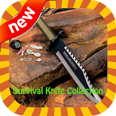 Survival Knives Collection