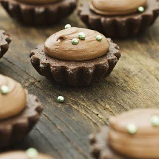 Stout Muffins with Irish Cream