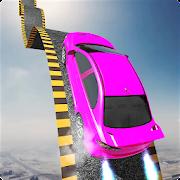 Impossible Car Stunt Racing Tracks 2019