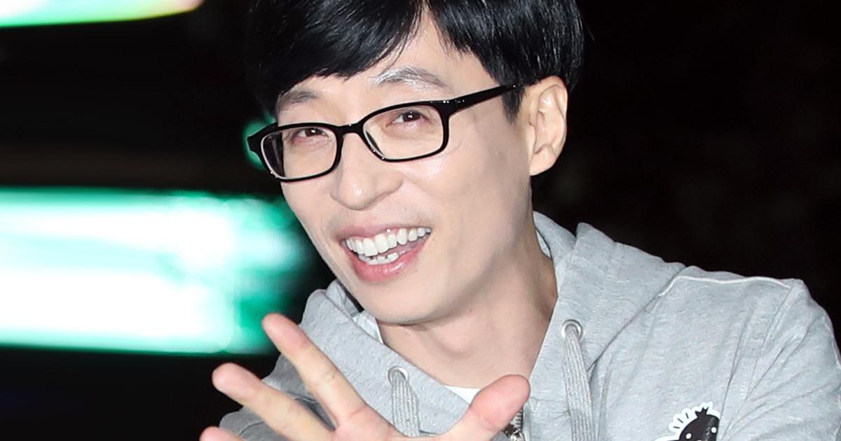 yoo jae suk infinite challenge reunite
