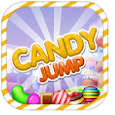 Candy Jump game icon