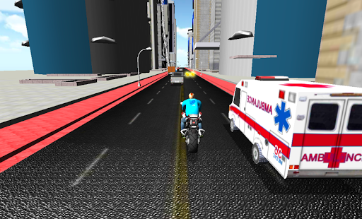 Bike City Highway screenshot 5