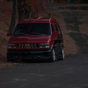 アストロ  02年 スタークラフト ブロアム リミテッド ミッドナイト バージョン AWDのカスタム事例画像 RyUsEiさんの2020年12月19日20:26の投稿