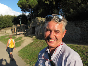 Photo: It.s1P12-141007Ranieri Grimaldi, guide dédié Pompéï, Herculanum, Naples,  dit 'mitraillette'  IMG_5540