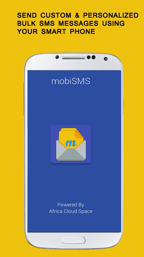 mobiSMS- screenshot