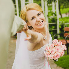 Wedding photographer Anastasiya Savickaya (SavitskayaNastya). Photo of 15.01.2015