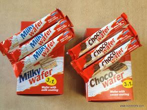 Photo: Choco Wafer