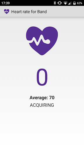 Heart Rate for Microsoft Band