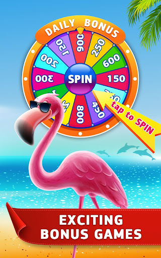 Tropical Beach Bingo World 7.5.0 screenshots 8