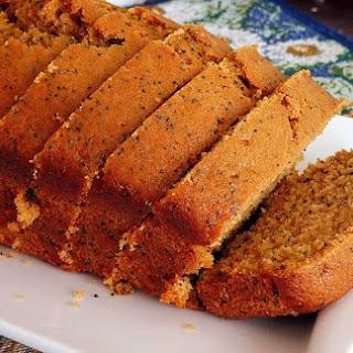 Vegan Lemon Poppy Seed Cake