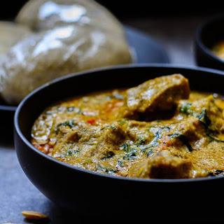 Groundnut Soup (Spicy Nigerian Peanut Stew).