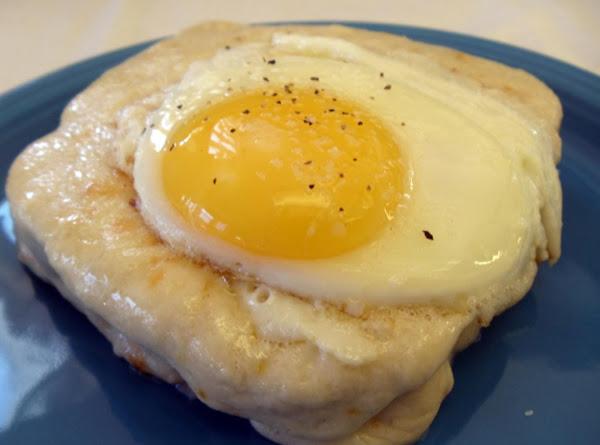 Croque-madame Sandwiches Recipe