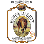Rahr & Sons Buffalo Butt Lager