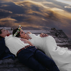 Wedding photographer Damian Dombrowski (damiandombrowsk). Photo of 23.11.2016
