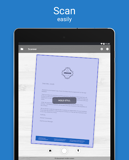 Scanner App for Me: Scan Documents to PDF 1.5 screenshots 8