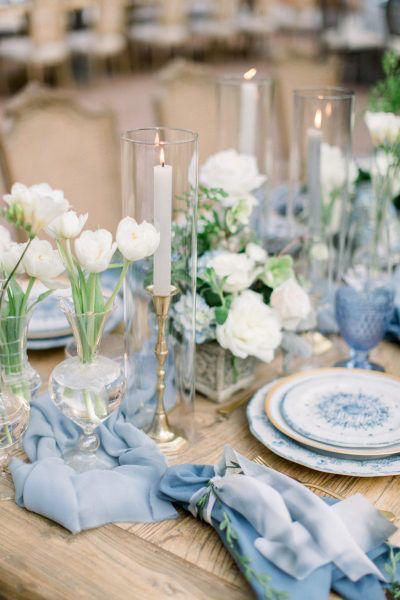 Błękitny ślub