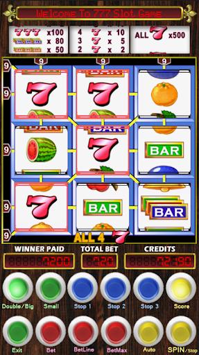 777 Slot Fruit 1.12 screenshots 6