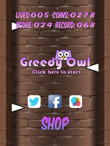 Greedy Owl