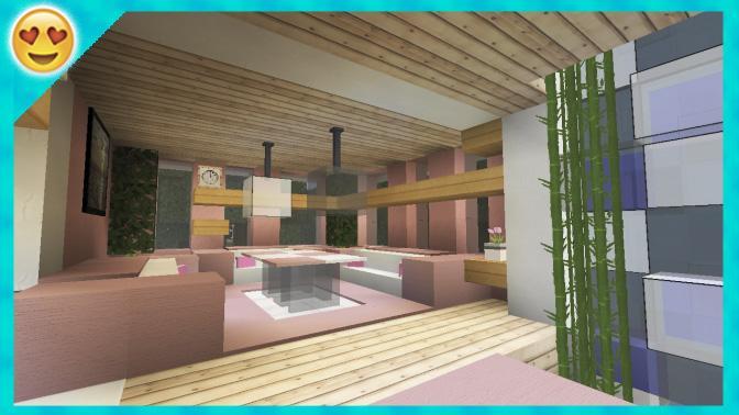 Pink House For Minecraft 2 4 4 1 Apk Download Zaq Pinkhouse Minecraft Apk Free