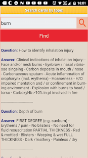 Download ATLS Advanced Trauma Life Support Exam Review APP For PC Windows and Mac apk screenshot 7