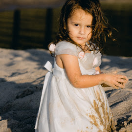 Beach Fun by Rhonda Mullen - Babies & Children Toddlers (  )