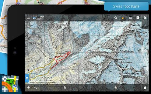 locus map free outdoor gps navigation et cartes applications sur google play. Black Bedroom Furniture Sets. Home Design Ideas