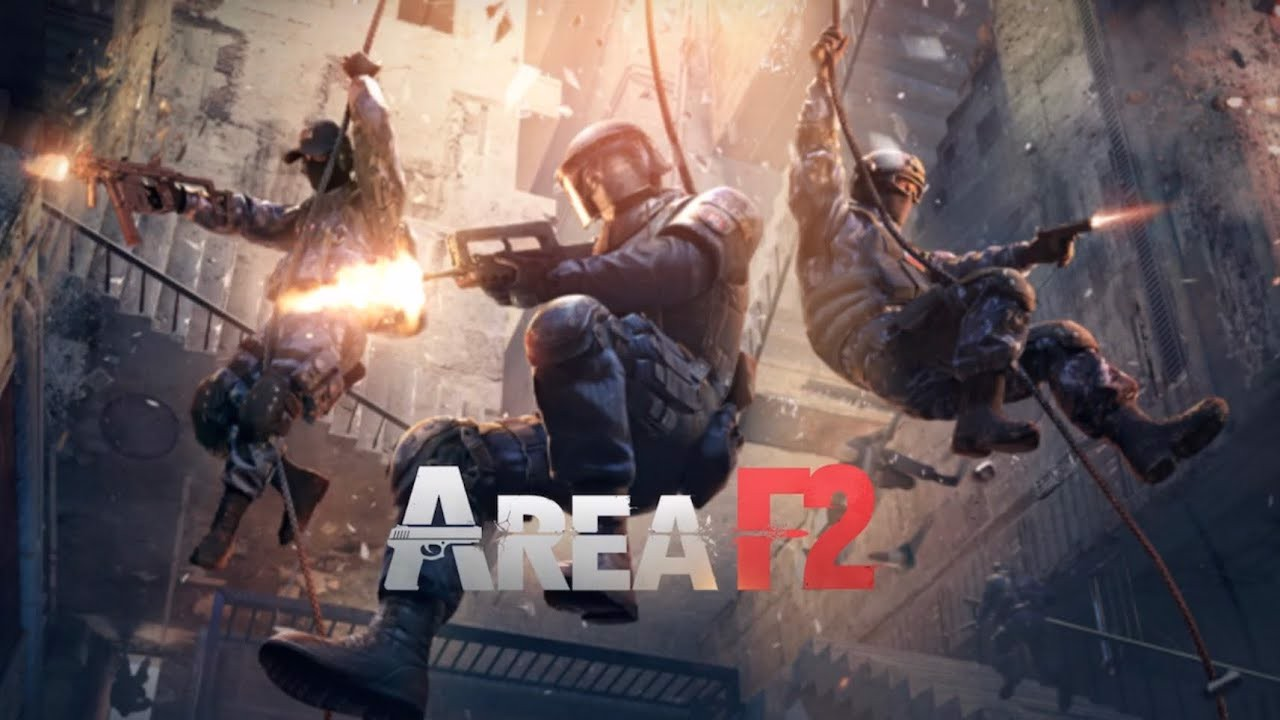Top Online Mobile Games - Game Area F2