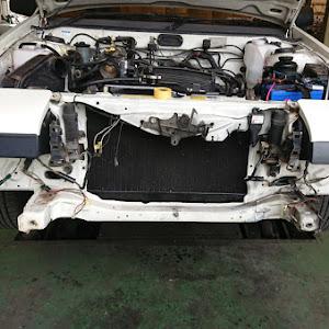 スプリンタートレノ AE86 GT-V S61年式のカスタム事例画像 うたちゃんさんの2018年07月07日22:07の投稿