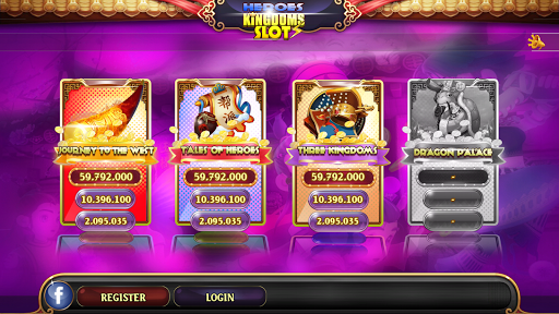 Kingdom  Slot Machine Game 1.1.0 screenshots 1