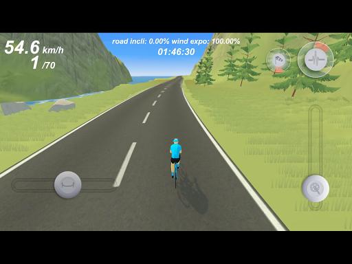 Pro Cycling Simulation android2mod screenshots 12