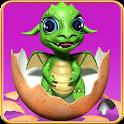 Dragon – virtual pet icon