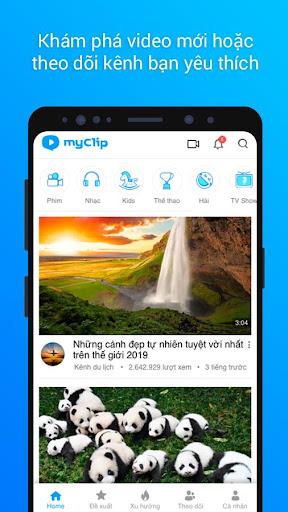 MyClip screenshot 1