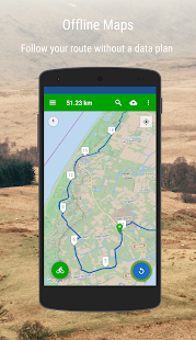 MyRoutes Route Planner- screenshot thumbnail