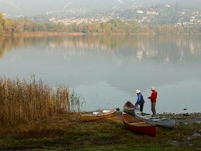 Photo: Gli insegnanti prendono confidenza con il Lago