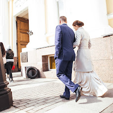 Wedding photographer Aleksandr Bynkov (abynkov). Photo of 19.05.2017