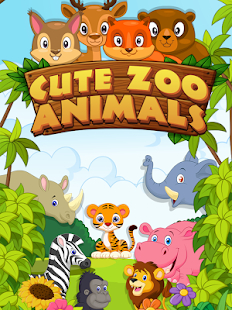 Cute Zoo Animals- screenshot thumbnail