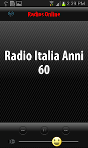 Radios di Italia screenshot 2