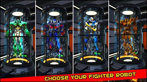 Steel War Hero Mech Warrior FPS Shooter 1.0 screenshots 2